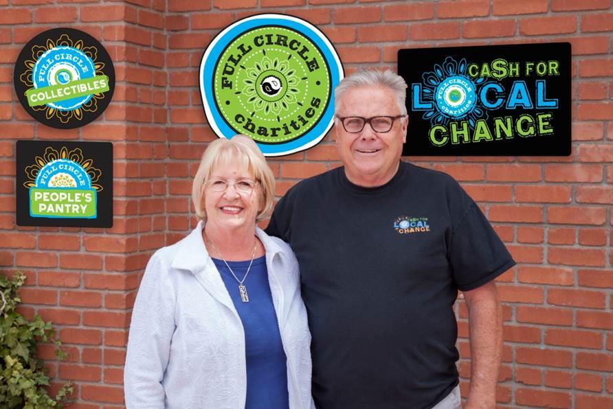 Bill and Barbara Packard